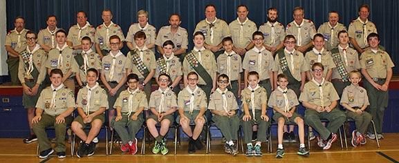 Troop 21 | Boy Scouts of America